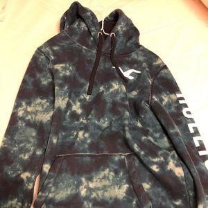 Hollister fleece sweatshirt